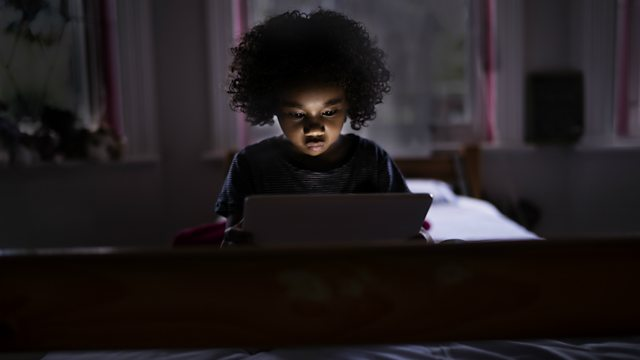 Screen time and Toddlers